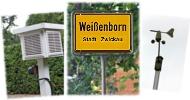 Wetterstation Zwickau Weissenborn mobile - Wetter Zwickau